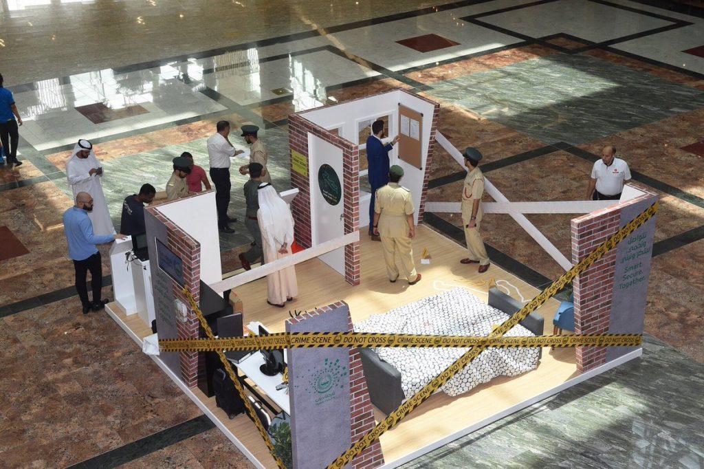 شرطة دبي تشرك المواطنين في حل ألغاز الجرائم الجنائية!