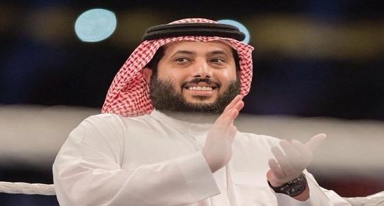 تركي آل الشيخ يجهز مفاجأة كبرى