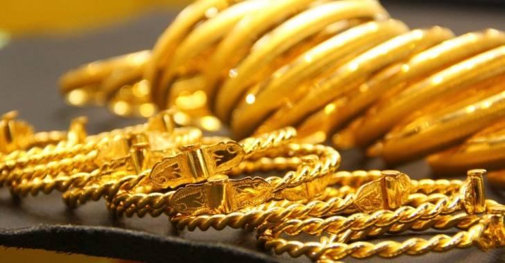 أسعار الذهب اليوم الاثنين .. عيار 21 يسجل 126.59 ريال