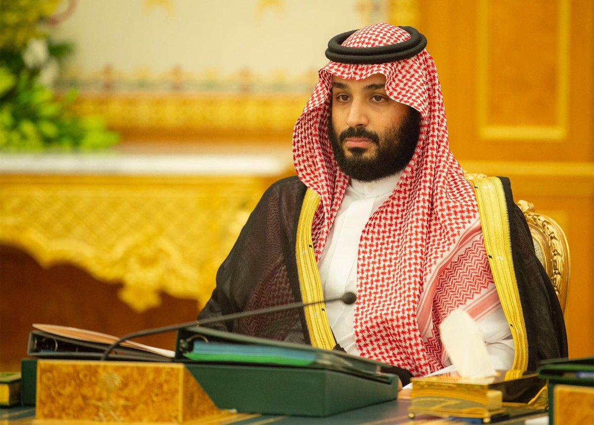 ولي العهد : الملك لن يسمح لأحد أياً كان أن يعتدي على سيادة وطننا أو يعبث بأمنه