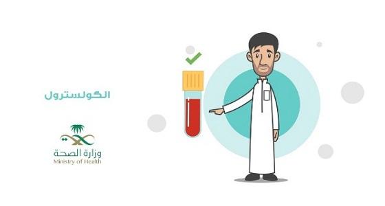 بالفيديو.. الصحة: إنفوجراف تعريفي بالفترة الزمنية لإجراء فحص الكولسترول بالدم