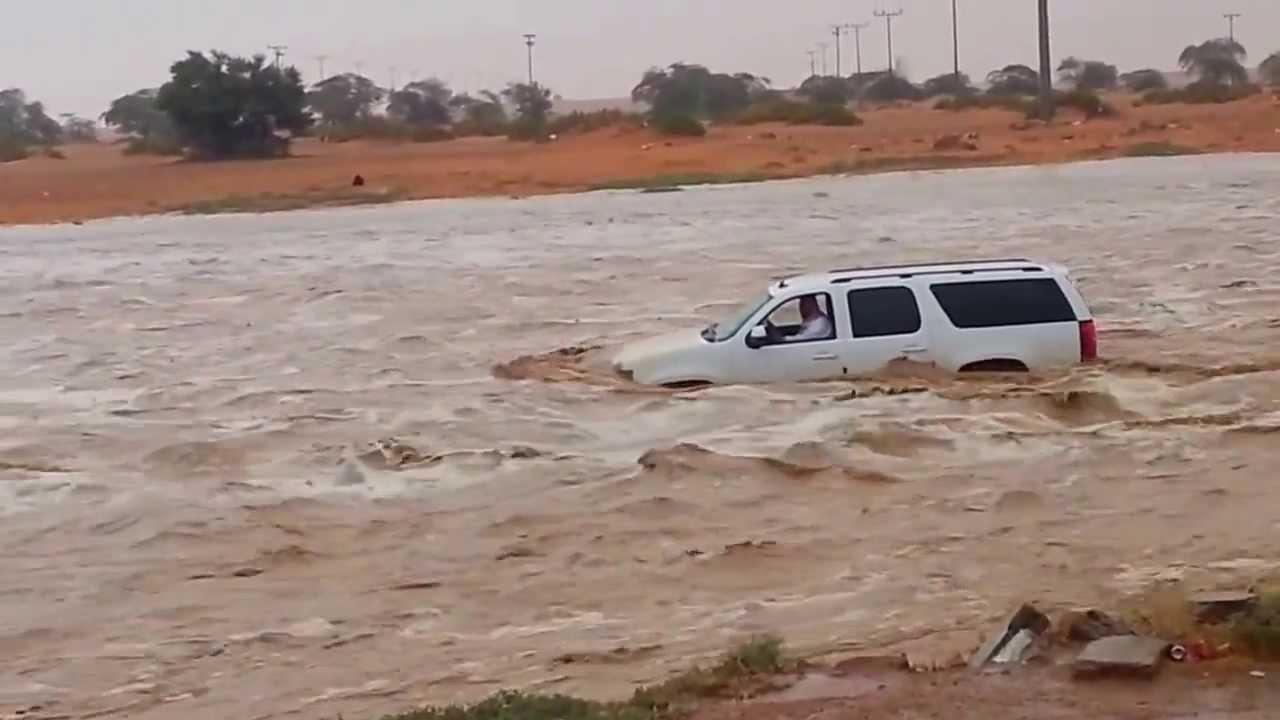8 تحذيرات مهمة من المدني عند هطول الأمطار
