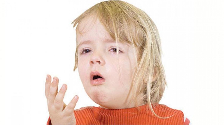6 أسباب لاستمرار السعال عند الأطفال