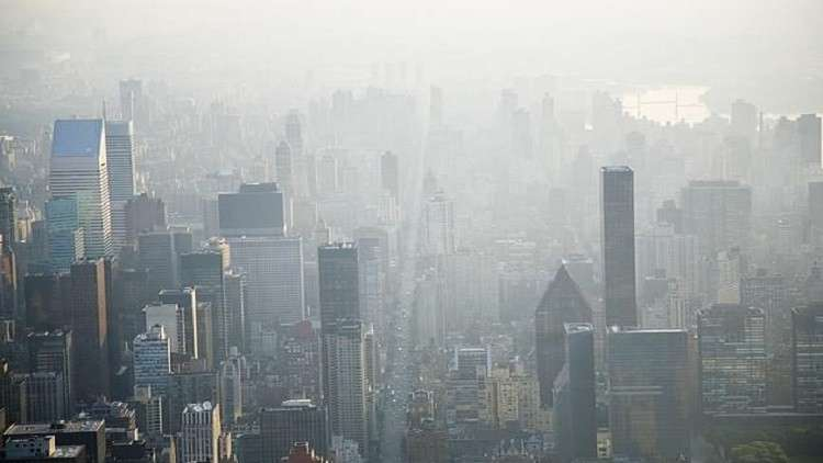 دراسة تحذر الرجال من العيش في المدن الملوثة