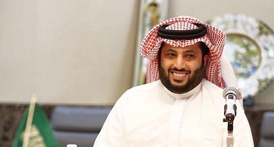 تركي آل الشيخ: هذا النجم موهبة أراهن عليها