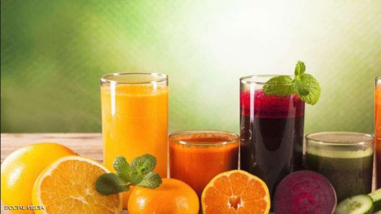 هل حمية عصير الفواكه والخضراوات «وهم كبير»؟