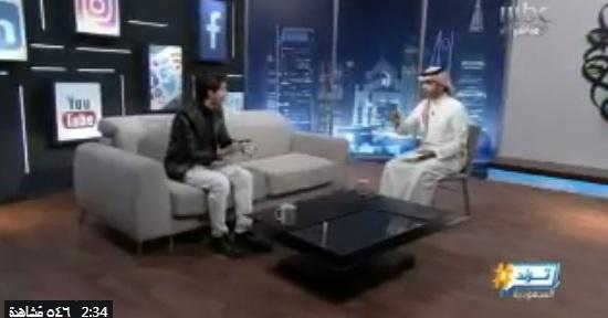 فيديو.. بدر بن هزاع يتحدى مذيع ترند السعودية ويضعه في موقف محرج