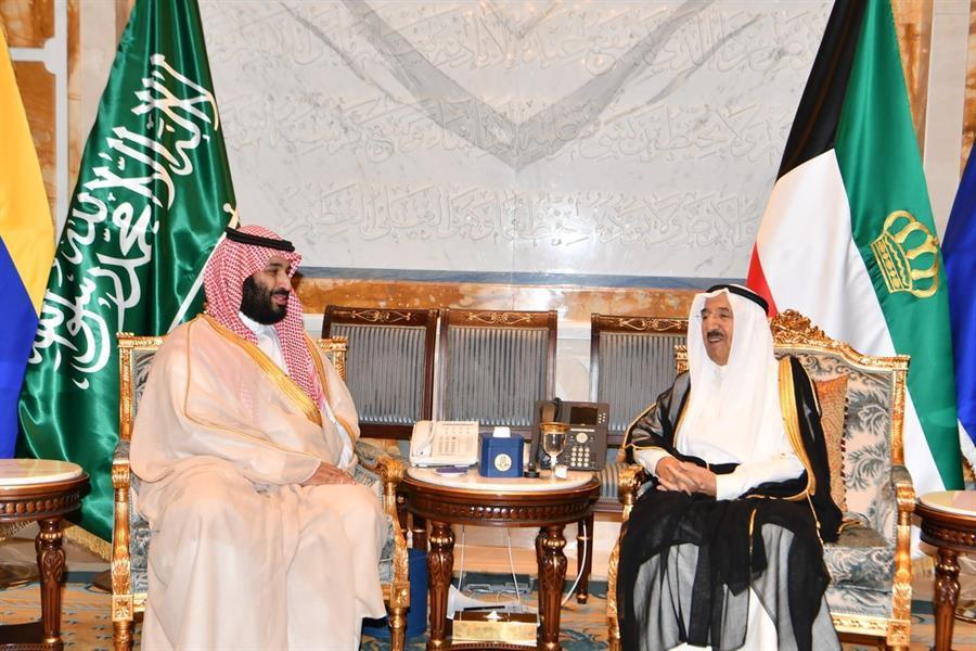 تعرّف على قائمة مأدبة العشاء التي أقامها أمير الكويت للأمير محمد بن سلمان
