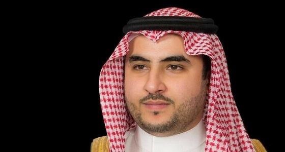 """الأمير خالد بن سلمان عن أنباء قضية """" خاشفجي """" : شائعات مغرضة"""