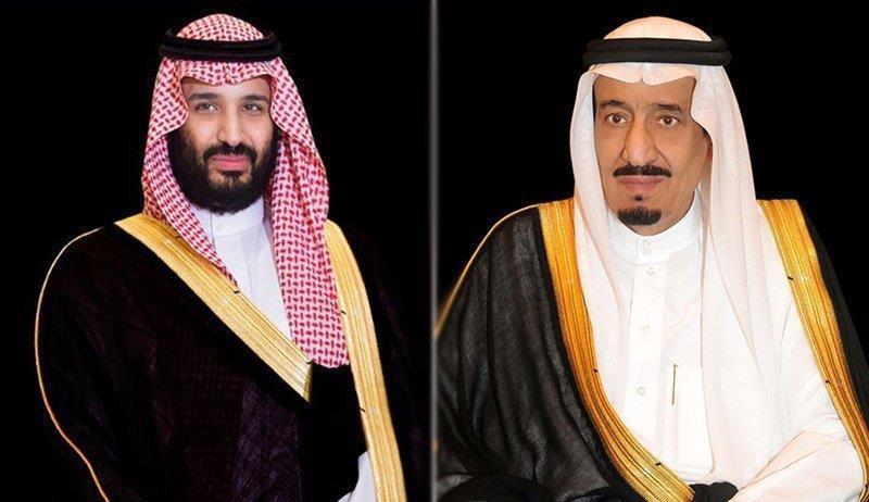 خادم الحرمين الشريفين وولي العهد يعزيان أسرة جمال خاشقجي