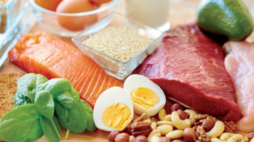 علامات خطيرة تدل على نقص البروتينات في جسمك