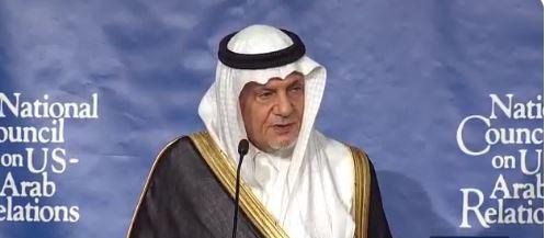 تركي الفيصل يحذر من شيطنة المملكة.. ويستشهد بالقرآن لإظهار قيم السعودية