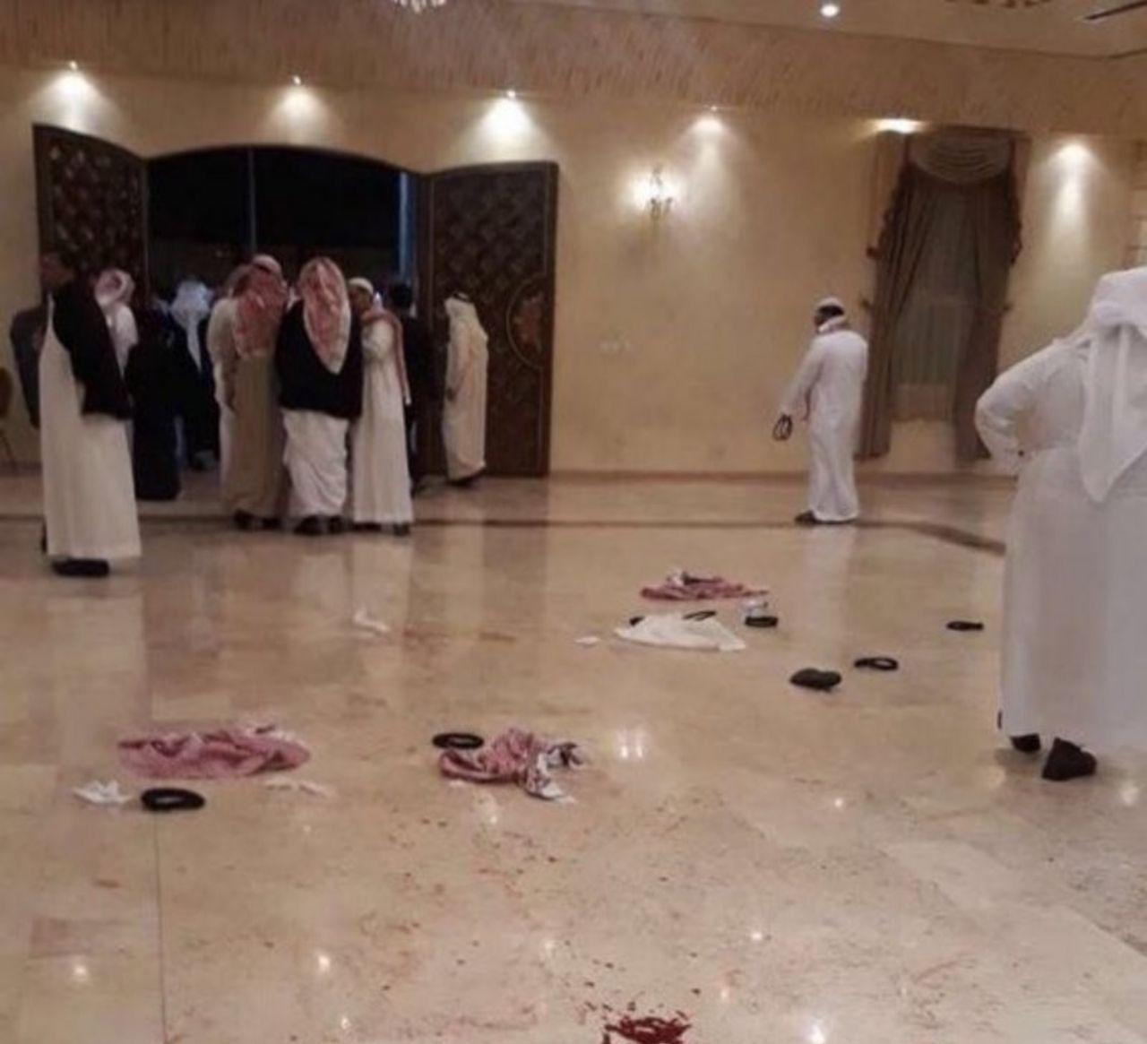 صورة خميس مشيط .. طعن عريس أثناء عرسه داخل قاعة أفراح