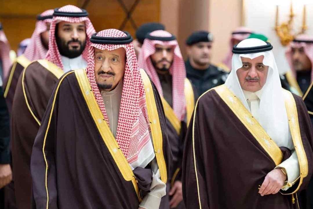 #عاجل خادم الحرمين الشريفين يوجه بإطلاق سراح جميع سجناء تبوك .. التفاصيل