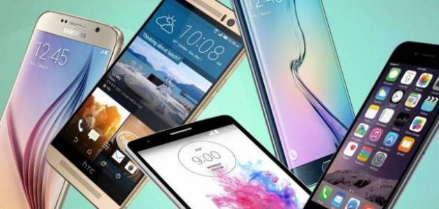 """تعرف على """"أفضل"""" الهواتف الذكية في 2018"""
