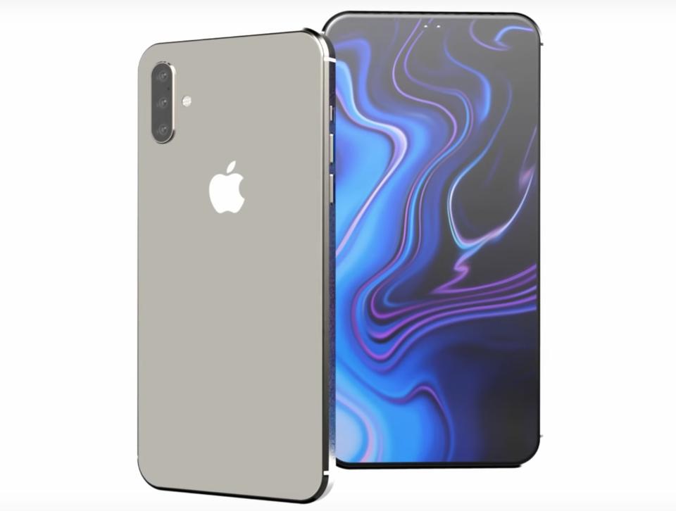 هل يكون هذا هو هاتف أيفون الجديد؟