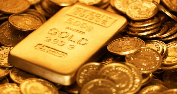 أسعار الذهب ترتفع بفعل طلب الملاذ الآمن