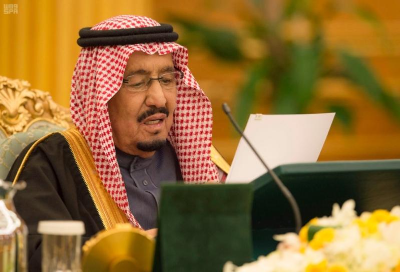 《العساكر》 ينشر مقطع فيديو ويكشف ماذا قال الملك سلمان للوزراء