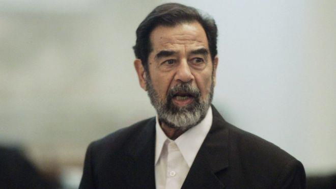 تفاصيل جديدة ومُثيرة لعملية القبض على صدام حسين.. وشاية طفل ورجلي أعمال سهلت الوصول إليه