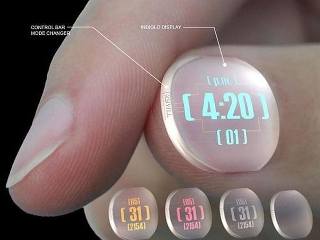 وحدات استشعار تثبت على الأظافر لقياس المؤشرات الصحية !