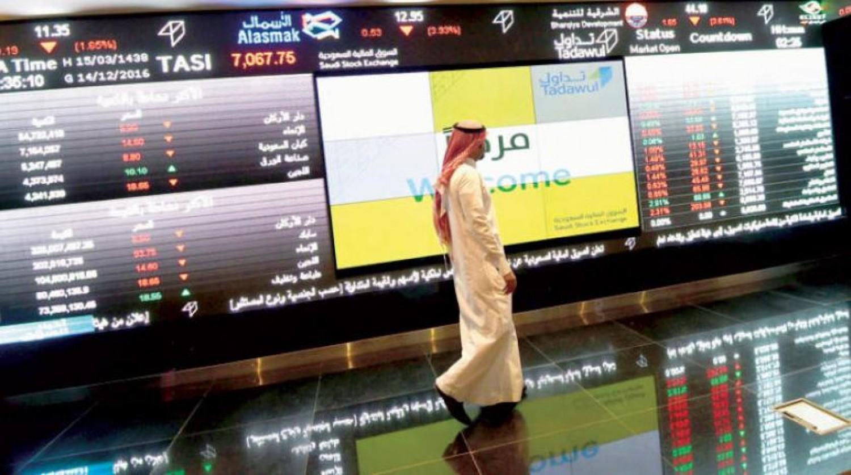ارتفاع قياسي لمؤشر الأسهم السعودية بتداولات تجاوزت 3.4 مليار ريال