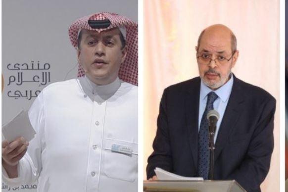 من هو نبيل الخطيب خليفة تركي الدخيل في قناة العربية ؟