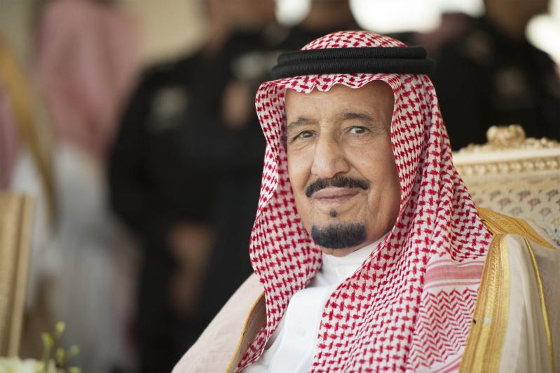 الملك سلمان يبعث برسالة خطية إلى أمير الكويت