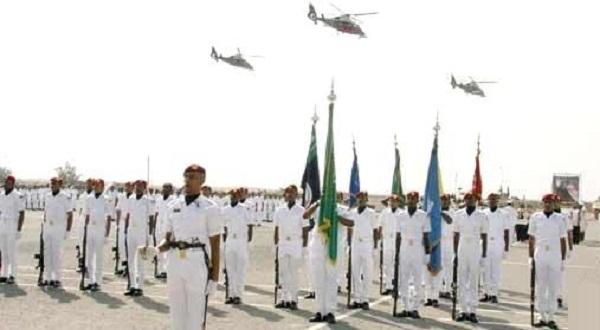 القوات البحرية تعلن عن وظائف متنوعة شاغرة