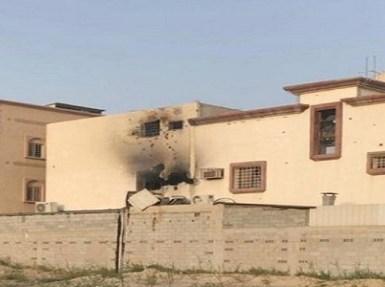 بالفيديو والصور.. مقتل عدد من الإرهابين بعملية أمنية بالقطيف