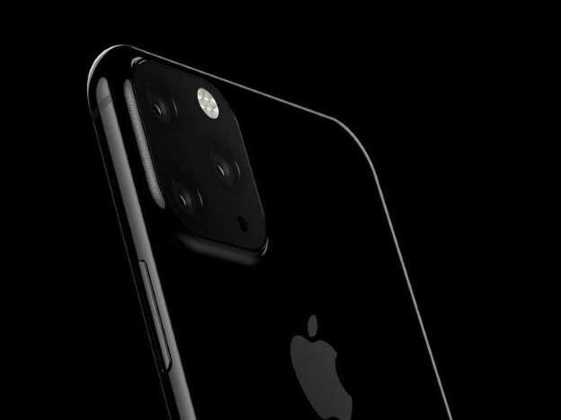 هاتف جديد من آيفون بـ3 كاميرات خلفية