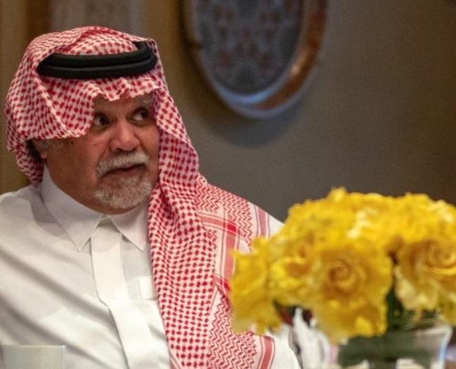 بندر بن سلطان يثير شهية الصحف العربية والدولية بتصريحات قوية