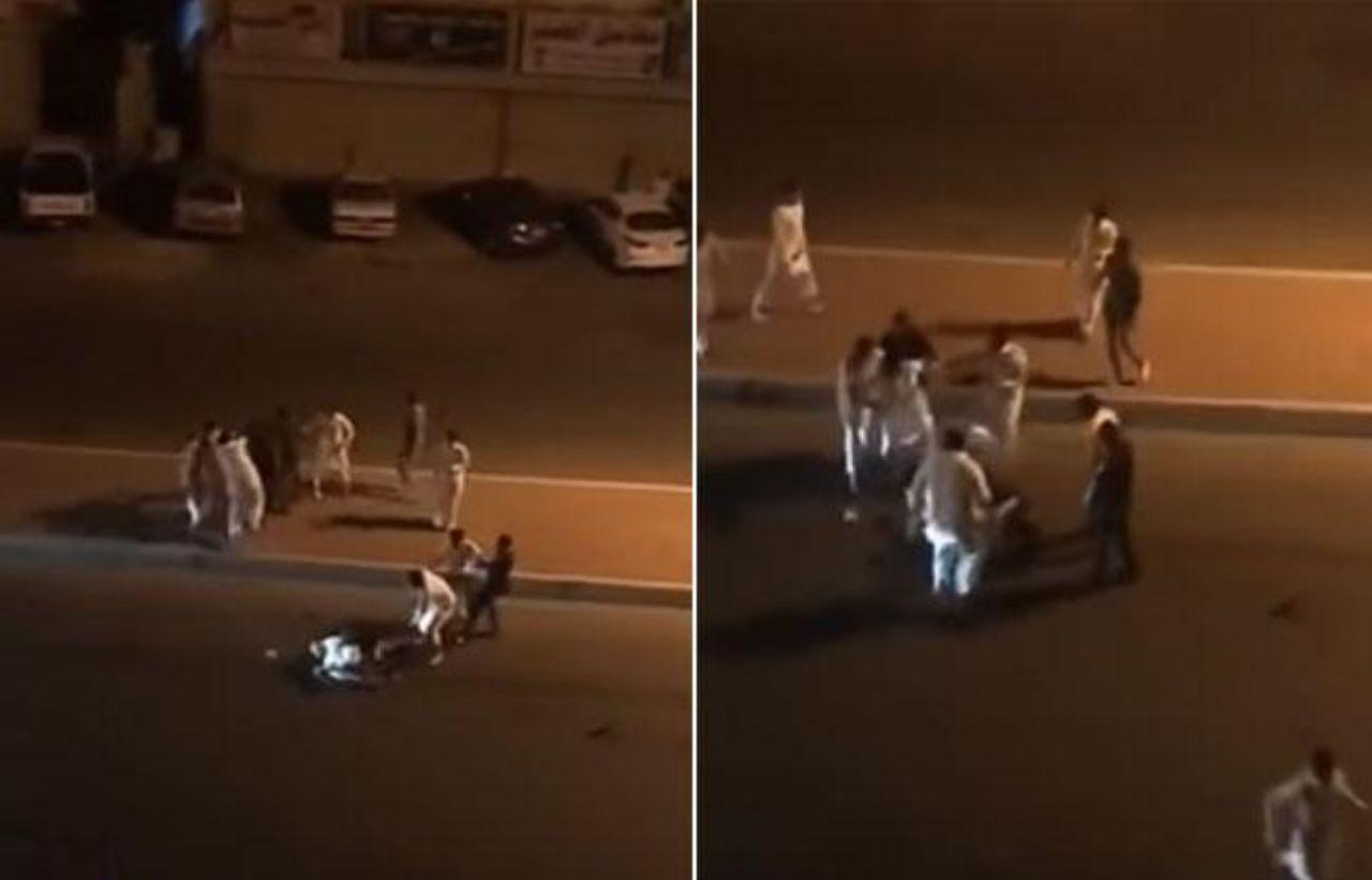 بالفيديو .. مقتل شخص وإصابة آخرين في مشاجرة جماعية بحي الحمدانية بجدة