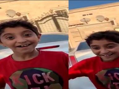 بالفيديو.. ردة فعل طفل بعودة شقيقه من الابتعاث