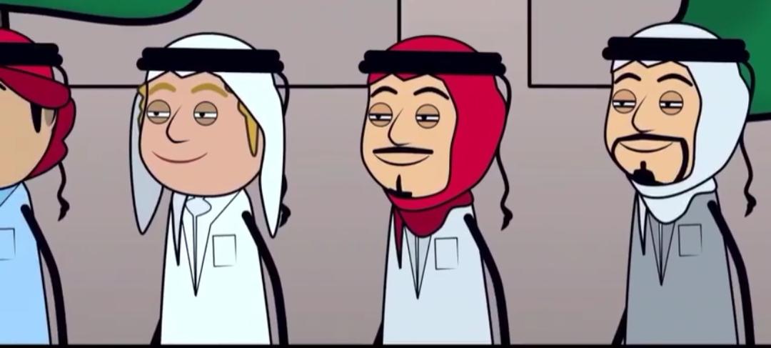 فيديو أهل قطر في السجون و المرتزقة هم المواطنين !!