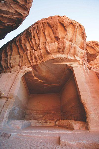 """""""العُلا"""" .. مرآة حضارات العالم القديم في الجزيرة العربية"""