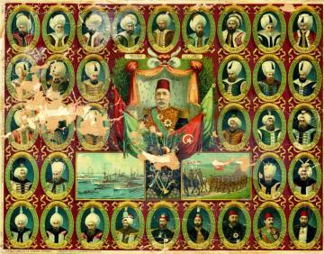 """دواعش الخلافة التركية """" ذكريات الملوك"""""""