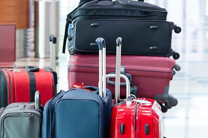 الطيران المدني: هذه حقوق المسافرين في حال فقدان الأمتعة