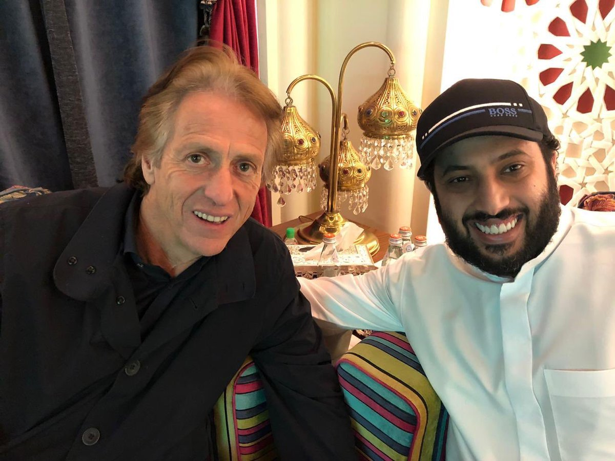تركي آل الشيخ يُعلن إنشاء أكاديمية لكرة القدم بالتعاون مع جيسوس
