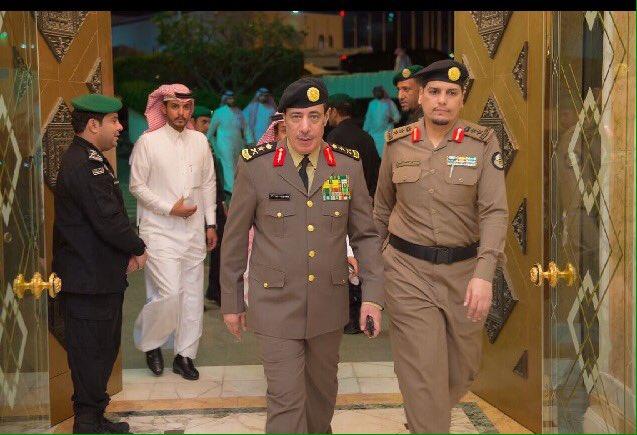 وفاة الفريق سعود هلال مدير الأمن العام السابق