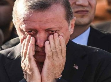 """أين المفر.. 4 سيناريوهات تحدد نهاية الطاغية """" أردوغان """""""