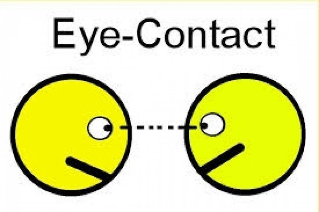 """دراسة """"تنقذك"""" من إحراج التواصل بالعيون !"""