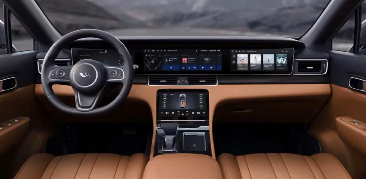 شاهد.. الصين تتحدى شركات السيارات العالمية بمركبة هجينة لا مثيل لها !