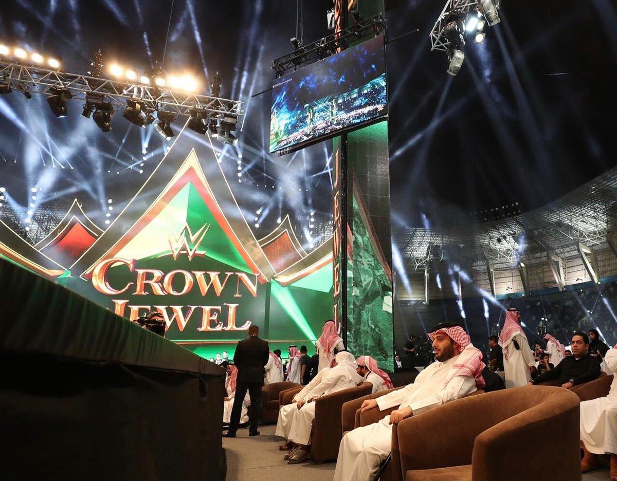 المملكة تنقل WWE نقلة استثمارية وتسويقية غير مسبوقة