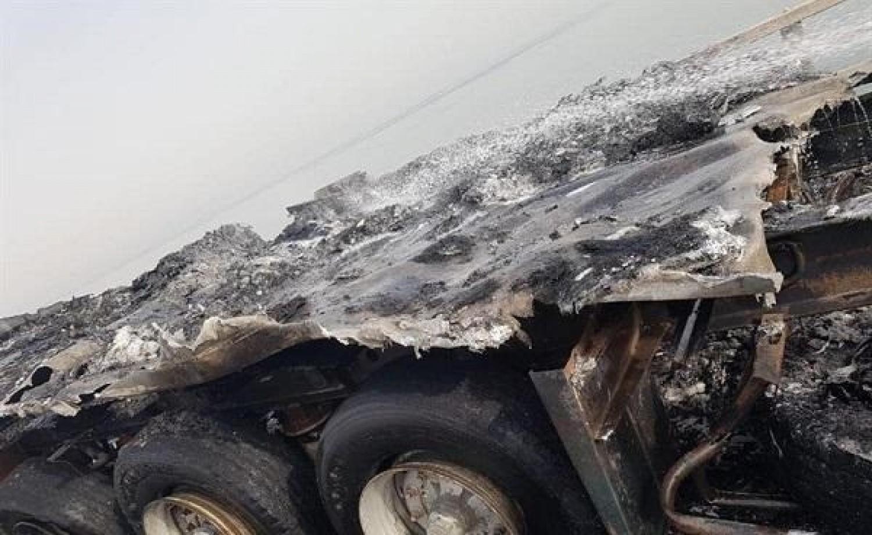 تفاصيل حادث جسر الملك فهد.. وفيات واحتراق سيارتين (فيديو وصور)