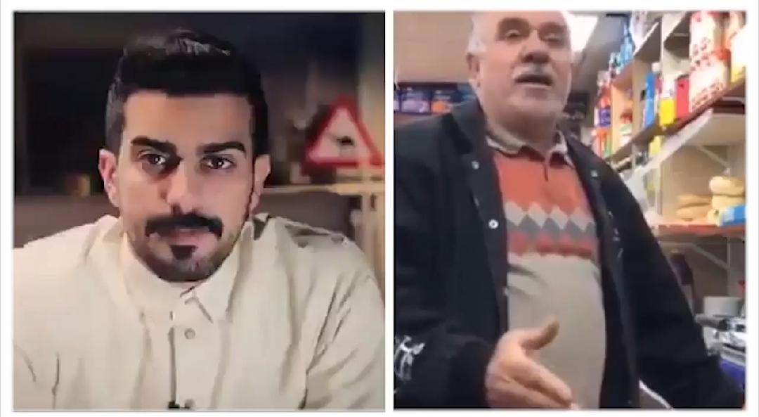 بالفيديو فلسطيني ناكر للمعروف يهاجم السعودية