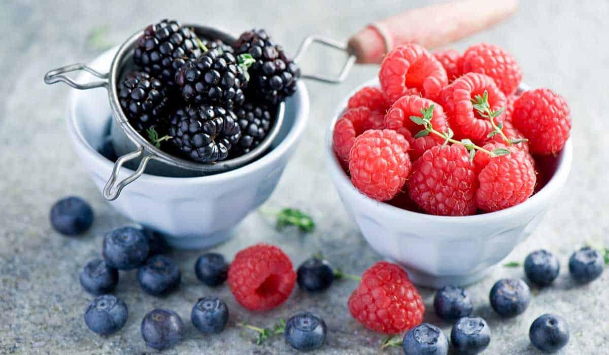 خبراء تغذية ينصحون به.. فوائد كثيرة لتناول حفنة من التوت