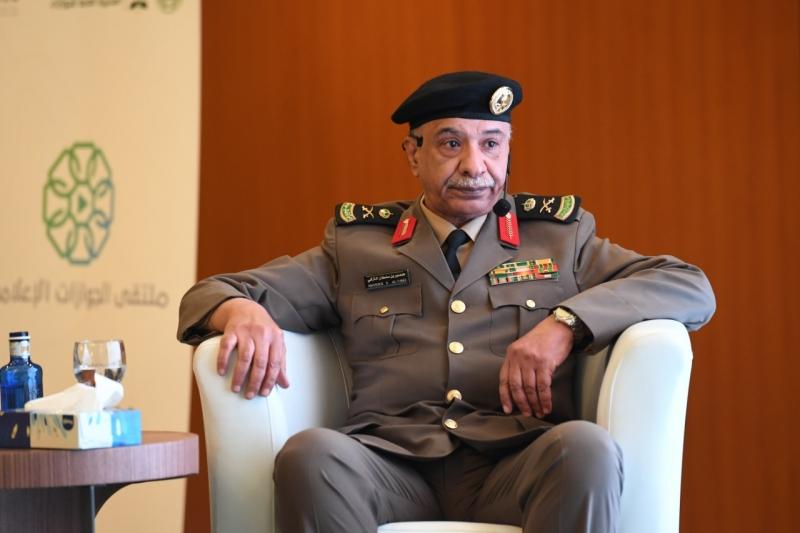 اللواء التركي عن تجربته كمتحدث للداخلية: مواجهة الإعلام لم تكن سهلة.. الأمير نايف كان مصدر إلهام