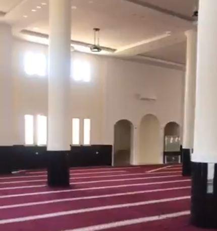 زوج يبني مسجدًا أجراً ومثوبةً لزوجته المتوفاة في حائل
