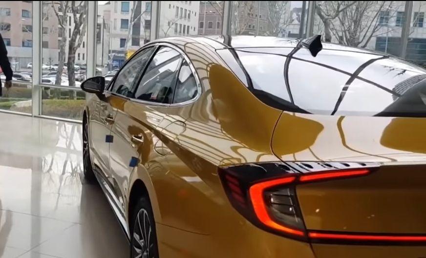 بالفيديو تدشين هيونداي سوناتا 2020 الشكل الجديد كلياً