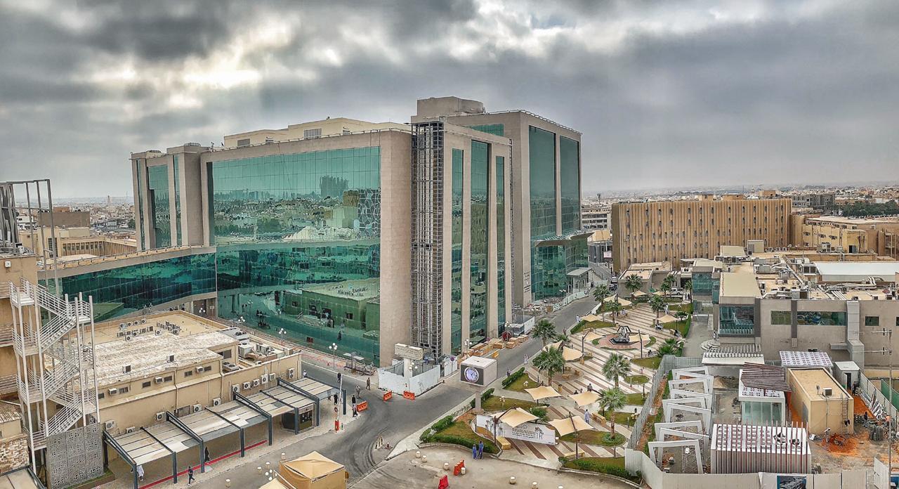 وظائف فنية وهندسية بمجال الأجهزة الطبية بمدينة الملك سعود الطبية